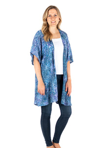 Batik Bali: Nicole | Navy Cover Up Cardi 2020 Collection