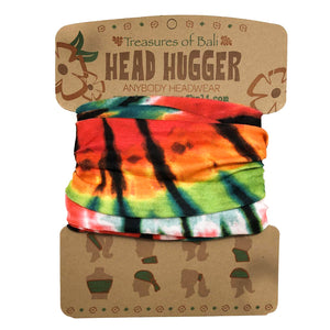Versatile Head Hugger, Headwear, Hair and Neck Cover, Scarf, Face Mask