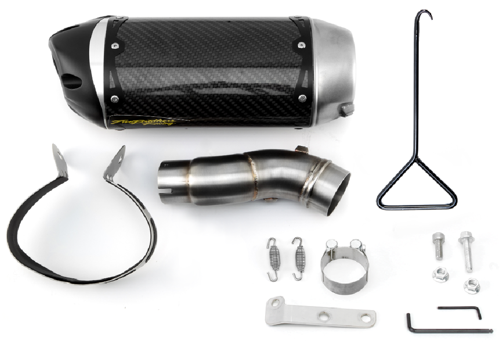 Kawasaki Ninja 650/R Slip-On Systems (2006-2011)