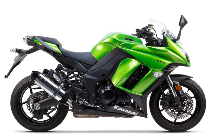 Kawasaki Ninja 1000 Dual Slip-On Systems (2011-2019)