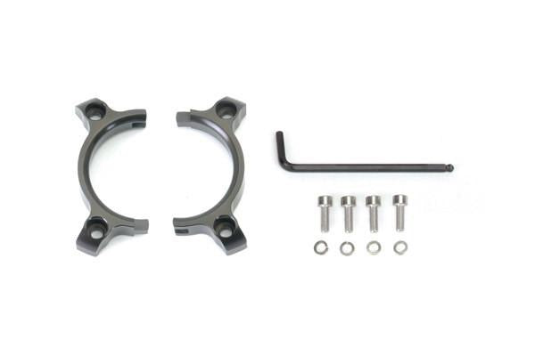 Black Aluminium X-Ring Kit
