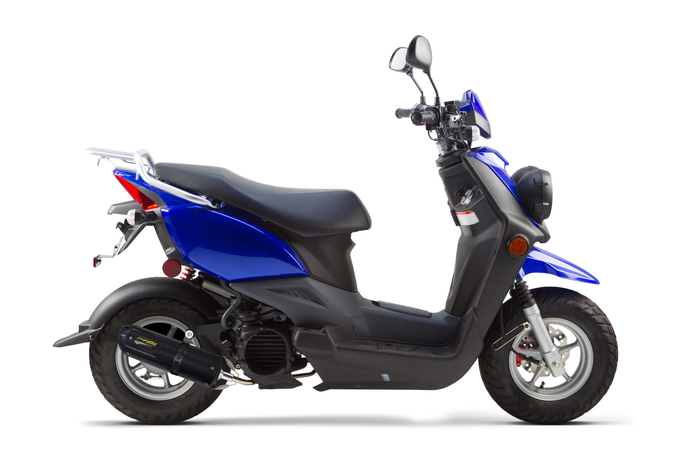 Yamaha Zuma 50 Full Systems (2012-2020)