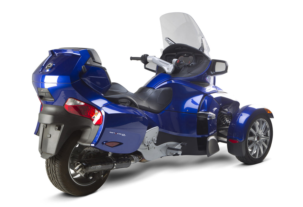 Can Am Parts >> Can-Am Spyder ST/RS/RT M5 Single Slip-On System (2013-2015) – Two Brothers Racing