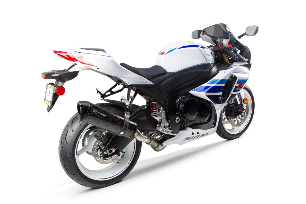 Suzuki GSX-R1000 Slip-On System - Two Brothers Racing