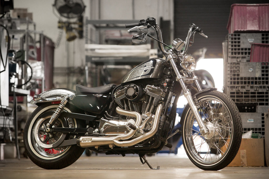 Harley Davidson Sportster (2014-2020) Comp-S 2-1 Stainless Steel Full System - Two Brothers Racing - TBR
