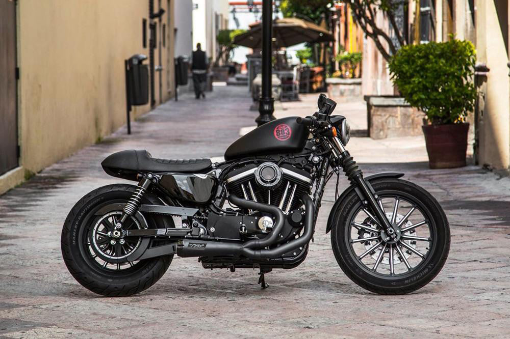 Harley Davidson Sportster Comp-S Exhausts (2014-2020)