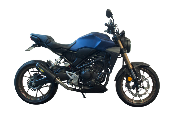 Honda CB300R Slip-On System (2019-20) - Two Brothers Racing - TBR