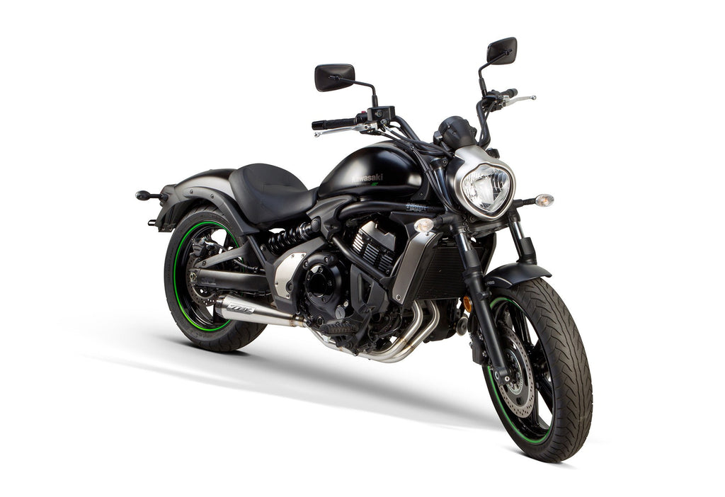 Kawasaki Vulcan  Exhaust Modification