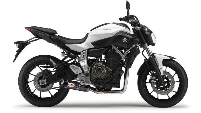 Yamaha FZ-07 Full Systems (2013-2019)