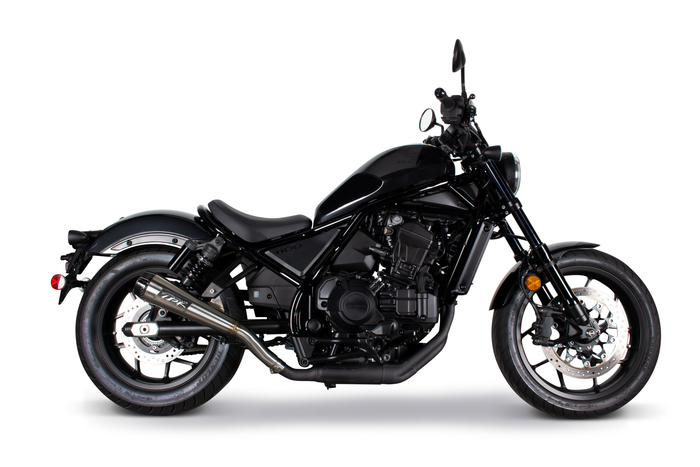 Honda Rebel 1100 Comp-S Slip-On System (2021)