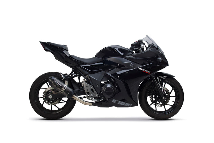 Suzuki GSX-R250 Slip-On Systems (2018-2019)