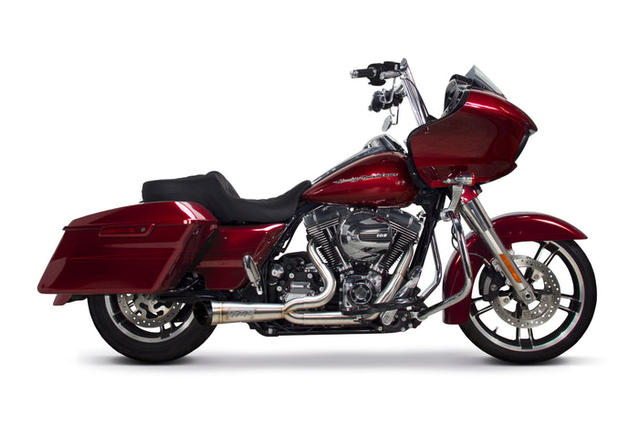 Harley Davidson Touring Shorty 21 Full System 200916 Two: Harley Davidson 2 To 1 Exhaust At Woreks.co