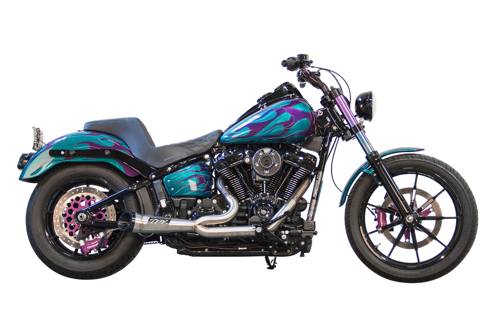 Harley Davidson Softail Full System (2018-2020) - Two Brothers Racing - TBR