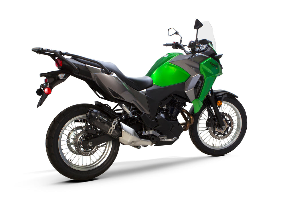 Kawasaki Versys X 300 S1R Slip-On System (2017-2020) - Two Brothers Racing - TBR
