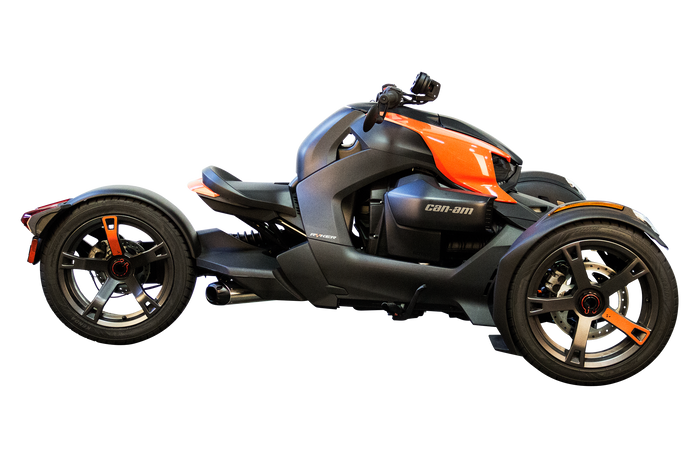 Can-Am Ryker (2019-2020) S1R Slip-On System 005-5170409-S1 - Two Brothers Racing - TBR
