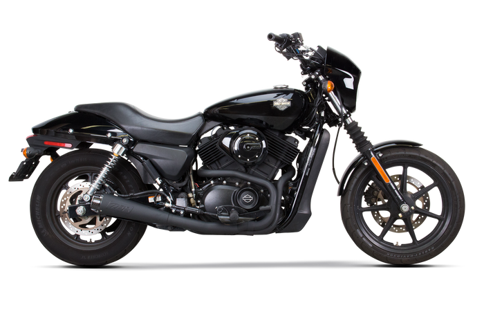 2015-2020 Harley Davidson Street 750/500 Comp-S Full System - Two Brothers Racing - TBR
