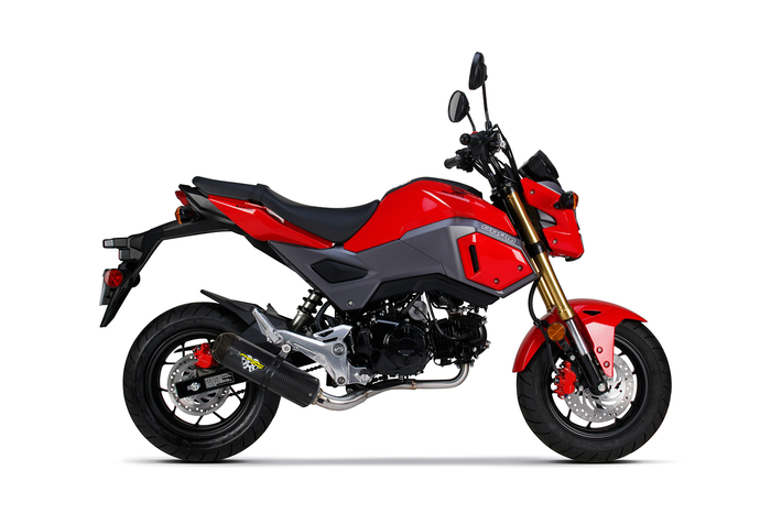 Honda Grom Full System Exhaust (2017-2019) - Two Brothers Racing - TBR