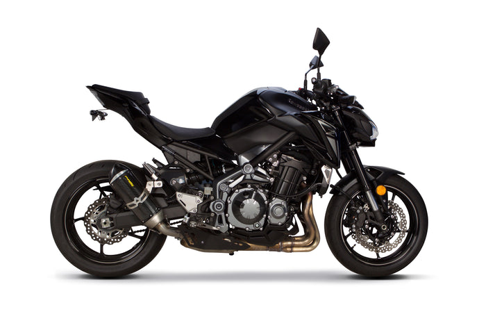 Kawasaki Z-900 Slip-On Systems (2017-2019)