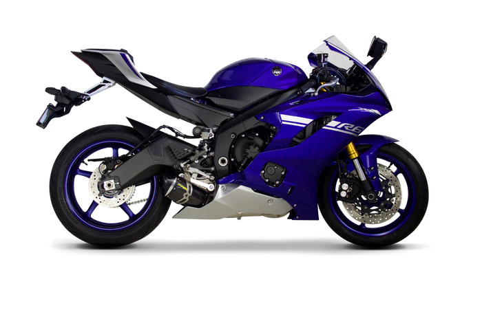 Yamaha R6 S1R Full System (2006-2020) - Two Brothers Racing - TBR