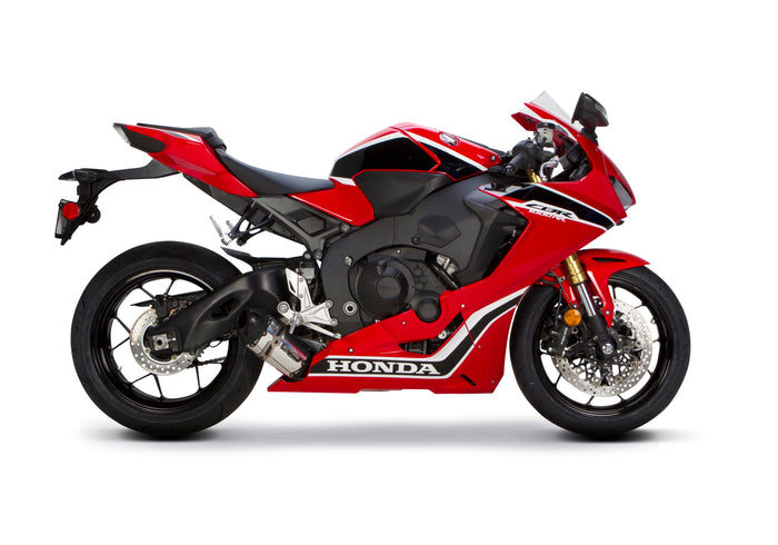 Honda CBR1000RR Slip-On System (2017-2019) - Two Brothers Racing - TBR