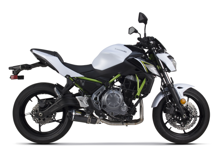 Kawasaki Z650 Full Systems - Two Brothers Racing
