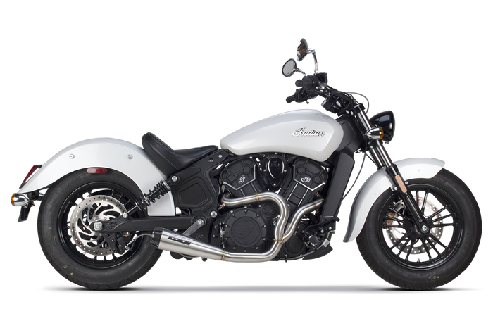 Indian Scout Comp-S Full System Exhaust (2015-2020) - Two Brothers Racing - TBR