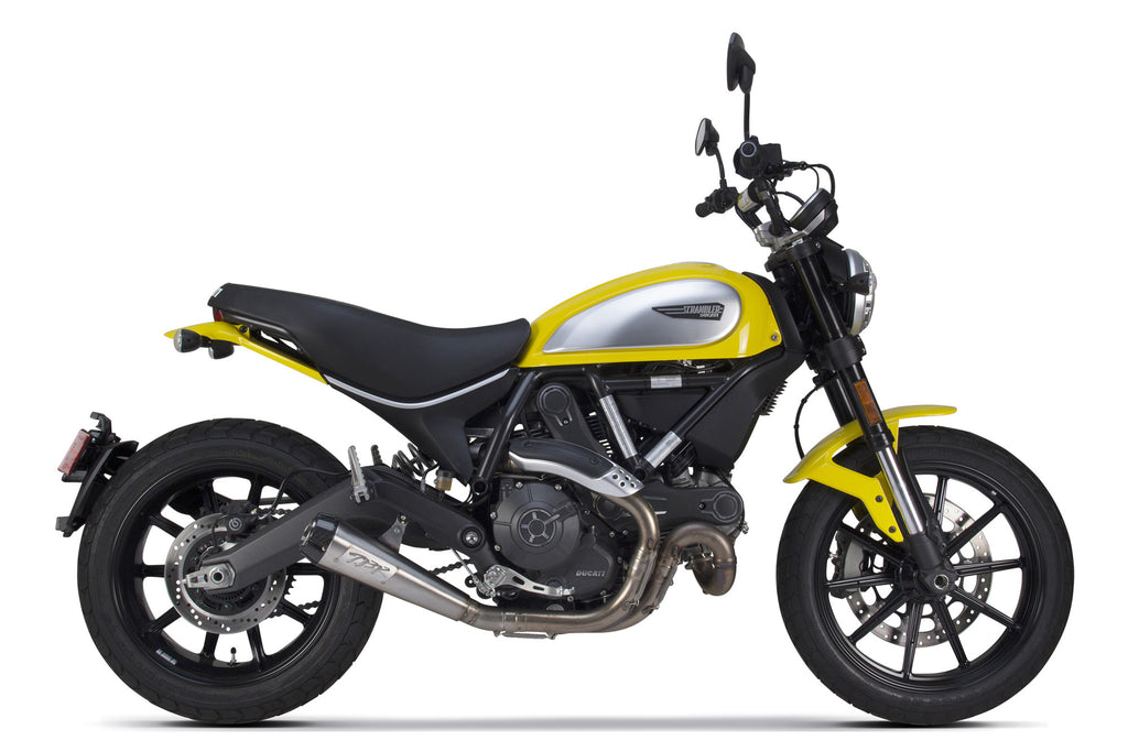 Ducati Scrambler Comp Slip-On Exhaust (2017)