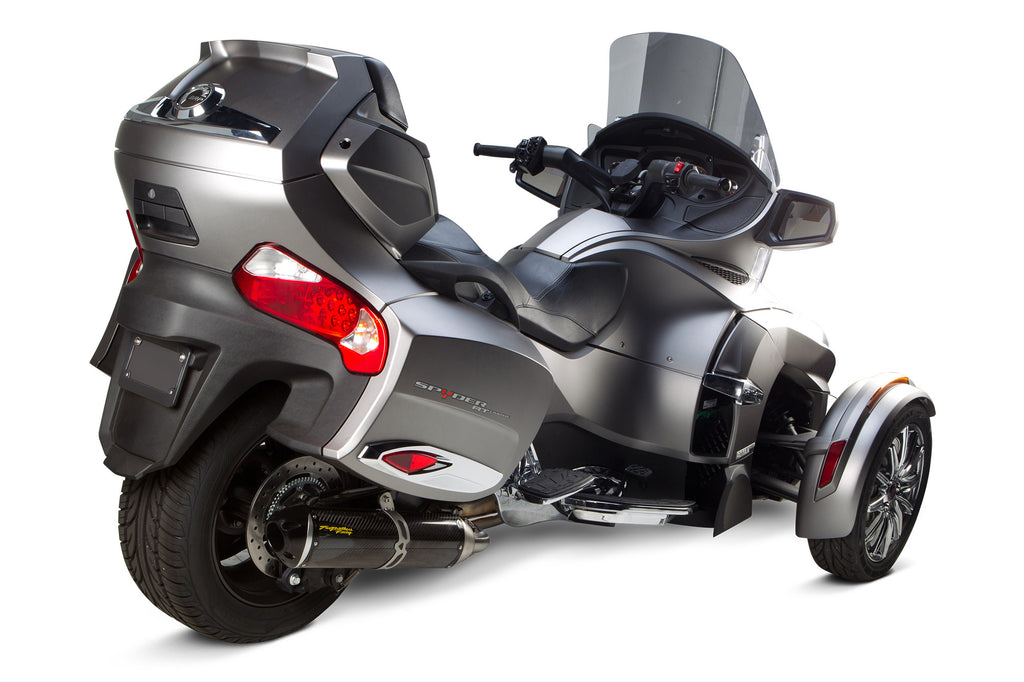 Can-Am Spyder RT S1R Slip-On System (2014-2015)