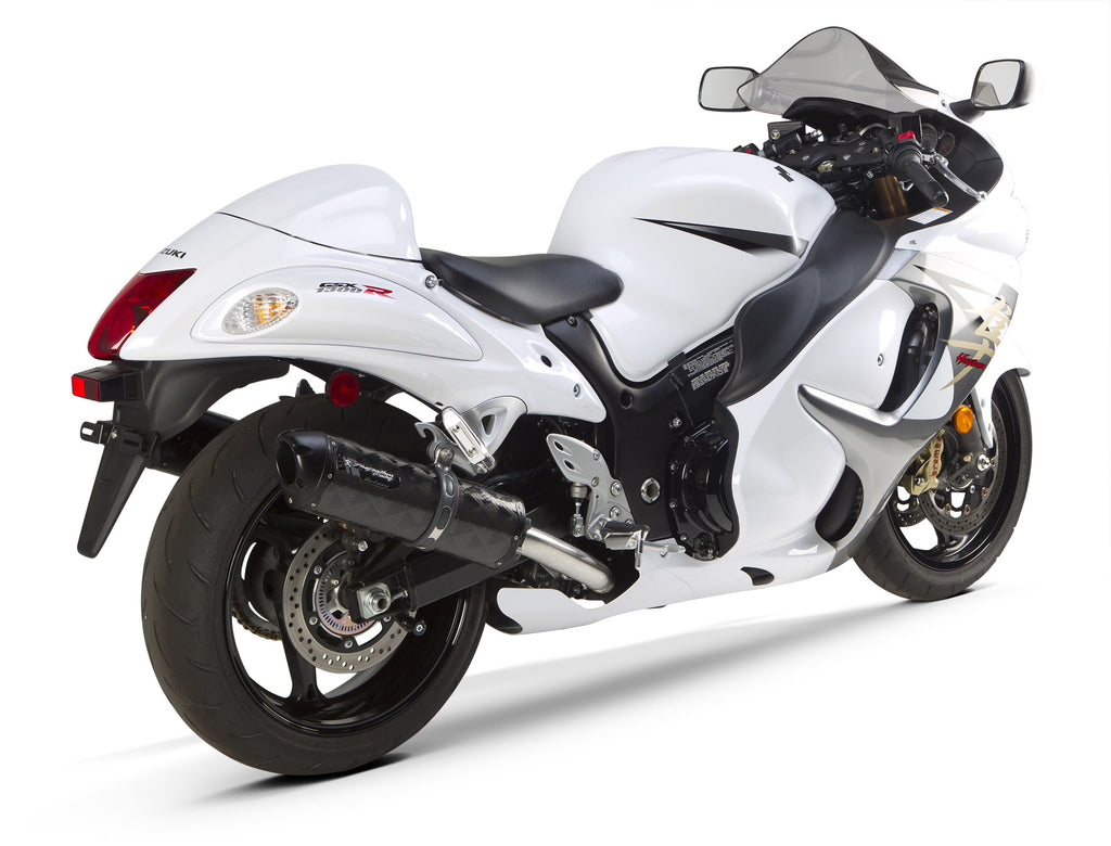Suzuki Hayabusa Dual Slip-On Systems (2008-2020) - Two Brothers Racing - TBR
