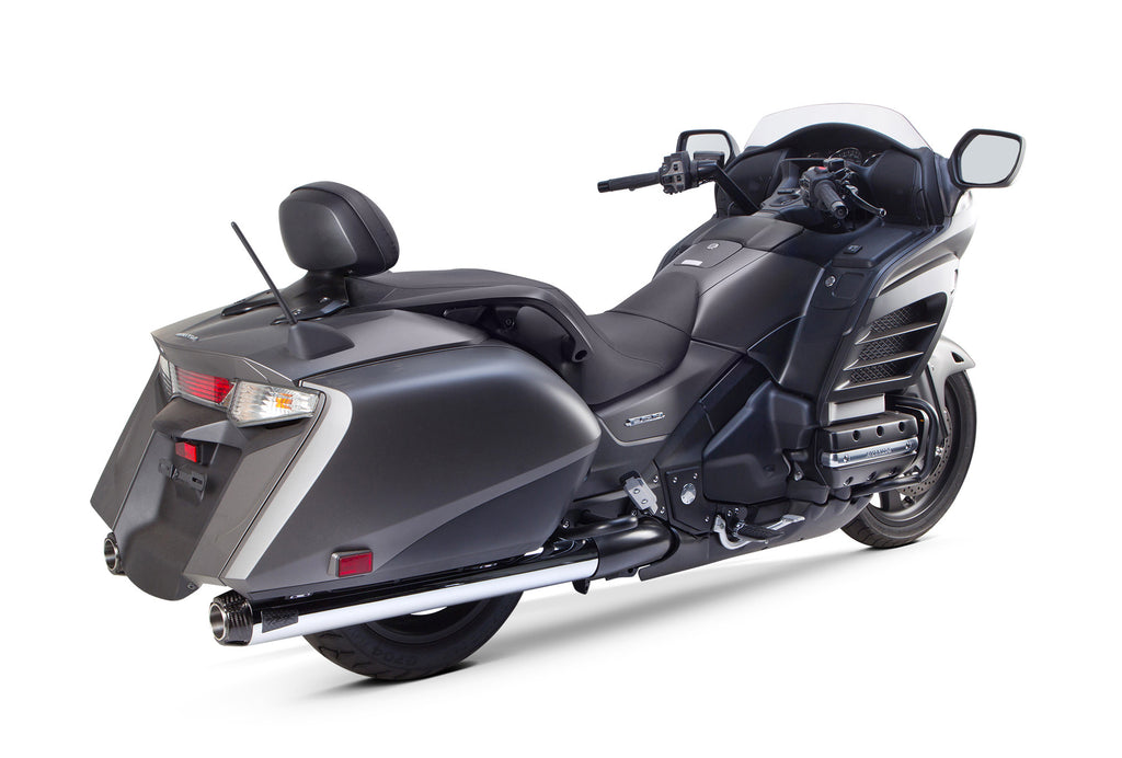 Honda Goldwing F6B/GL1800 Comp Slip-On System (2013-2017) - Two Brothers Racing - TBR