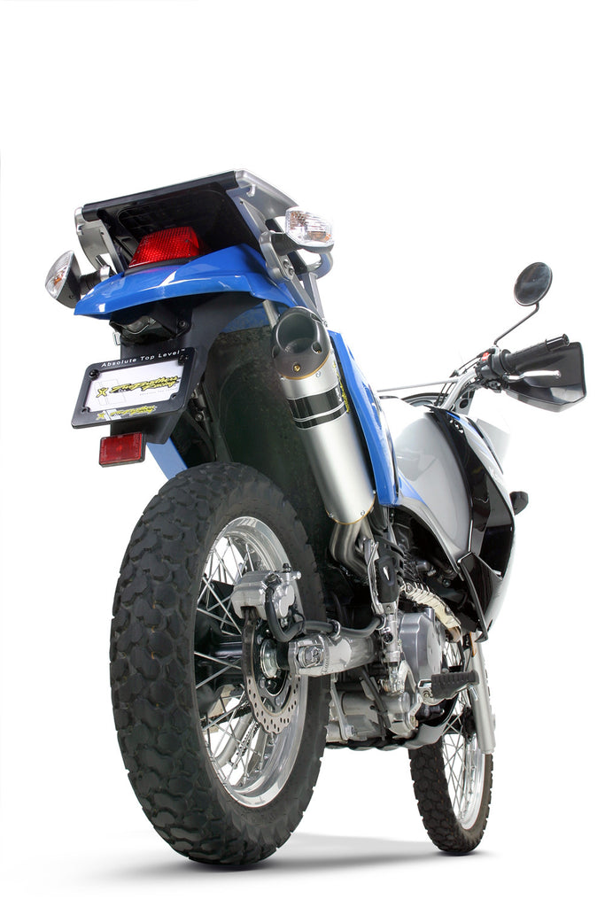 Kawasaki KLR650 M7 Slip-On System (1997-2013) - Two Brothers Racing - TBR