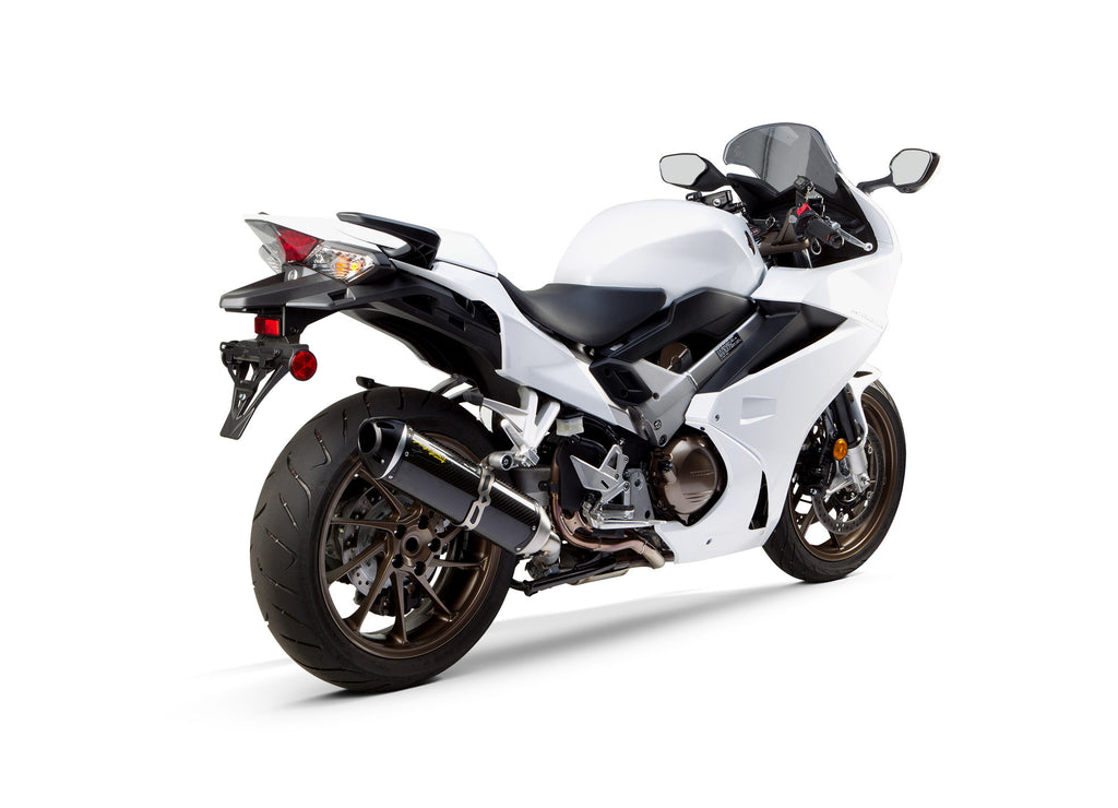 Honda VFR800/Interceptor S1R Slip-On System (2014-2015)