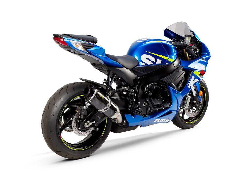 (2011-20) GSX-R750 / GSX-R600  S1R Standard Carbon - Part Number 005-4180405-S1 - Two Brothers Racing - TBR