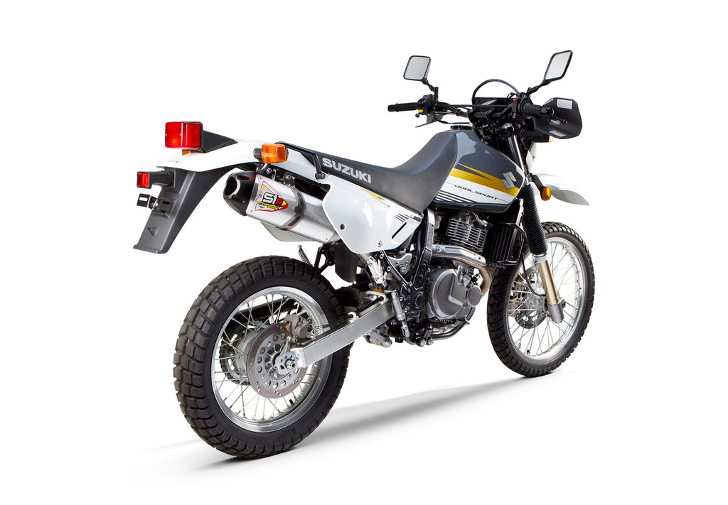 Suzuki DR650 S1R Slip-On System (1998-2019) - Two Brothers Racing - TBR