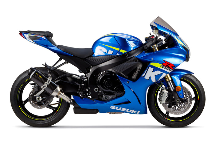 Suzuki GSX-R750/GSX-R600 Slip-On Systems (2011-2019)
