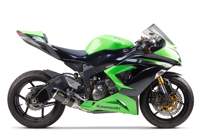 Kawasaki ZX-636R/6RR Slip-On Systems (2009-2019)