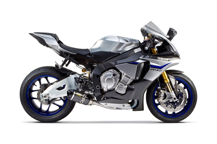 Yamaha R1 Slip-On System (2015-2020) - Two Brothers Racing - TBR