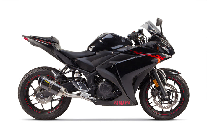 Yamaha R3 S1R Full System (2015-2020) - Two Brothers Racing - TBR