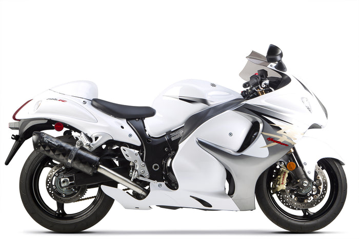 Suzuki Hayabusa Dual Slip-On Systems (2008-2019)