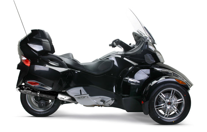 Can-Am Spyder RT/S M5 Slip-On System (2010-2012) - Two Brothers Racing - TBR