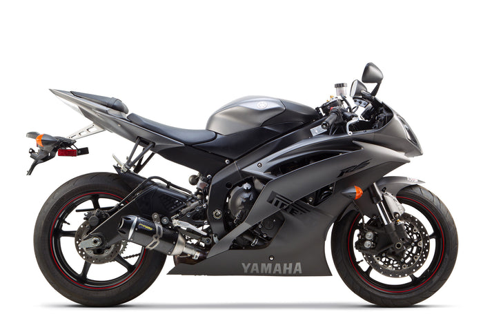 Yamaha R6 Slip-On System (2006-2020) - Two Brothers Racing - TBR