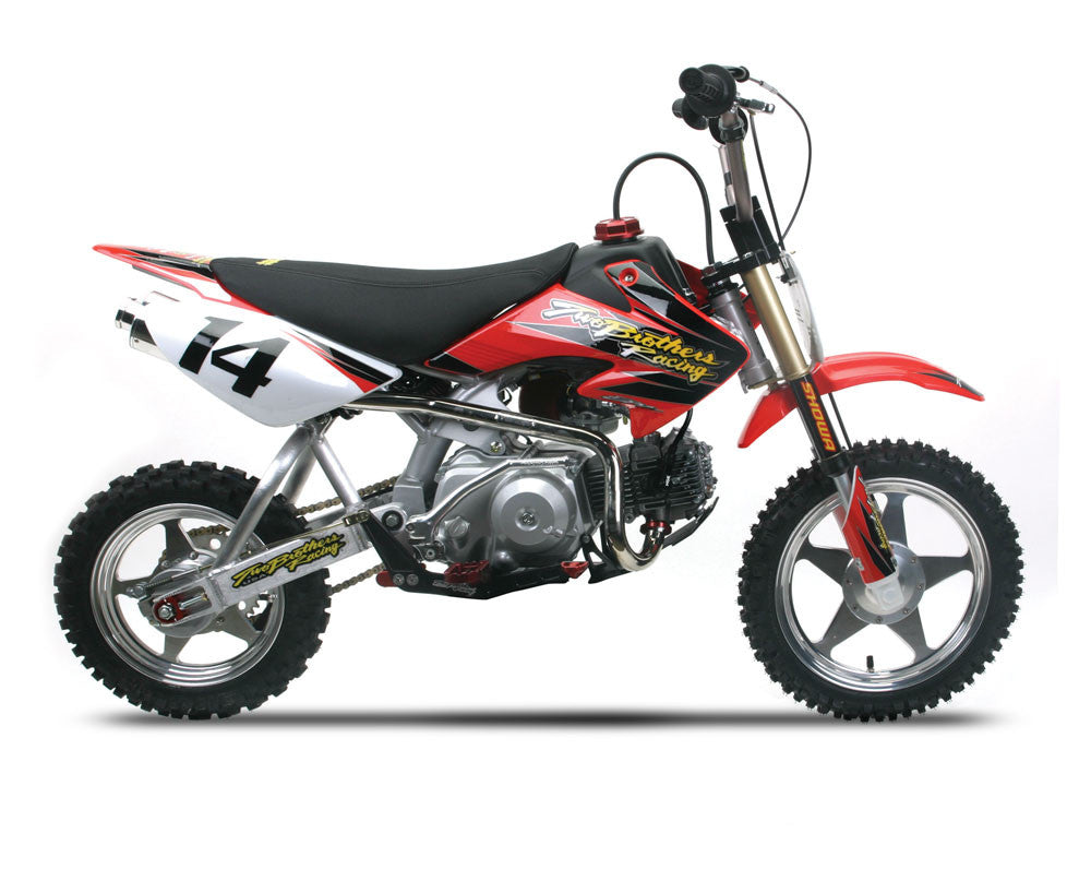 Honda CRF/XR50 Mini Bike Parts - Two Brothers Racing