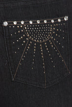 Load image into Gallery viewer, New Womens Sunlight Rhinestone Denim Jeans 14, 16, 18, 20, 24