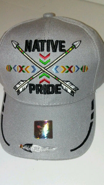 Mens Native Pride Baseball Cap