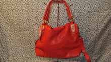 Load image into Gallery viewer, Womens Red Light District Shoulder Handbag Purse