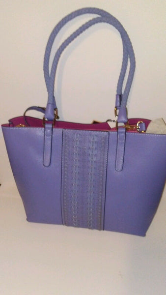 Womens Powder Blue Shoulder Purse