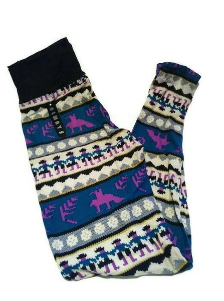 Womens Winter Leggings S M L