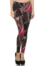 Load image into Gallery viewer, Womens Berry Delicious Leggings