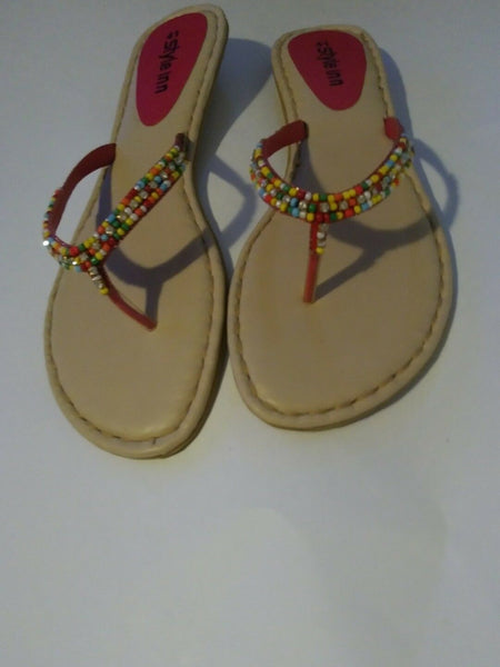 Womens Rainbow Pakistan Sandals