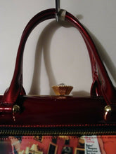 Load image into Gallery viewer, Michelle Obama Red Handbag Purse